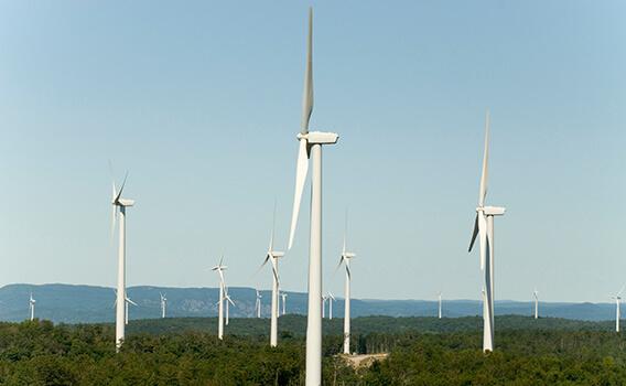 brookfield  wind farm green energy