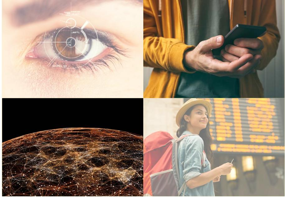 passport retina blockchain