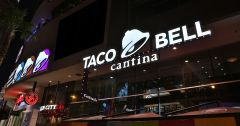 yum taco bell vegas