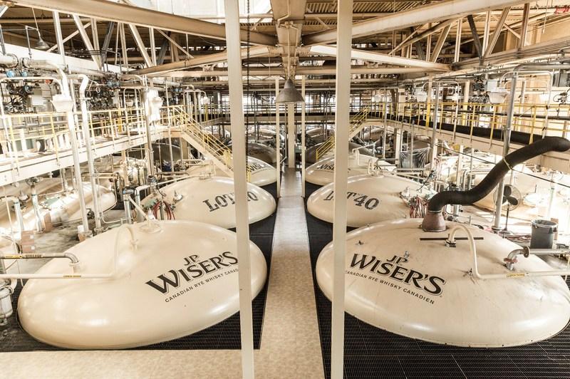 Corby Spirit and Wine Communications-Hiram Walker - Sons Distill